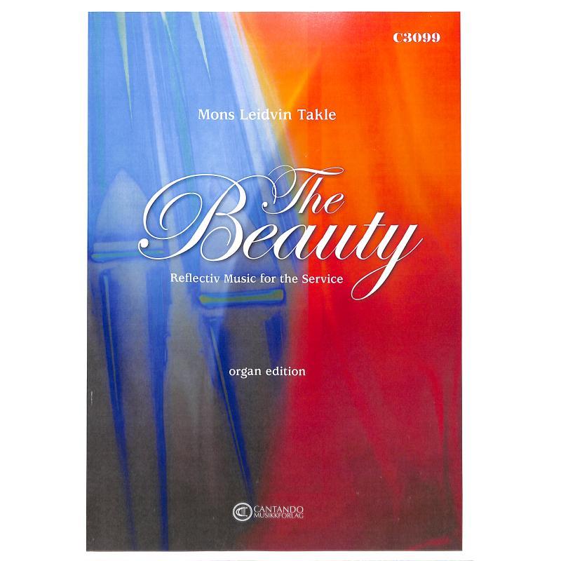 Titelbild für CANTANDO -C3099 - The beauty
