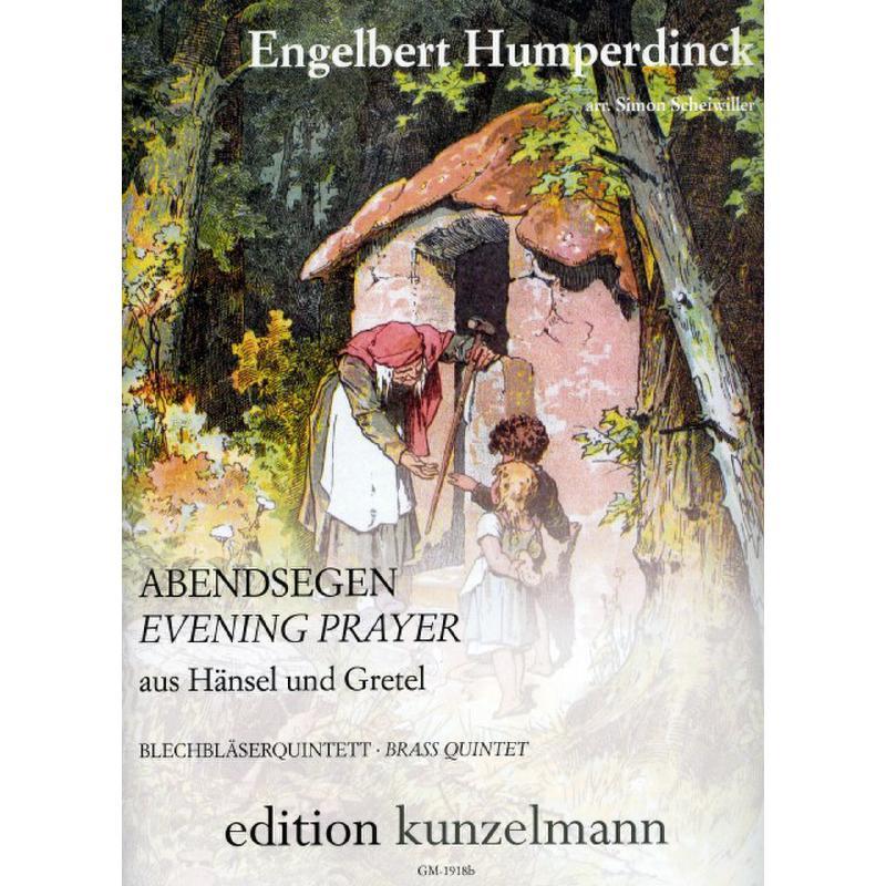 Titelbild für GM 1918B - ABENDSEGEN (HAENSEL + GRETEL)