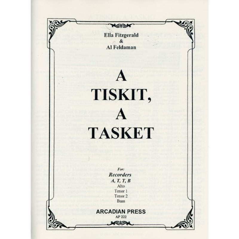 Titelbild für ARCADIAN 222 - A TISKET A TASKET