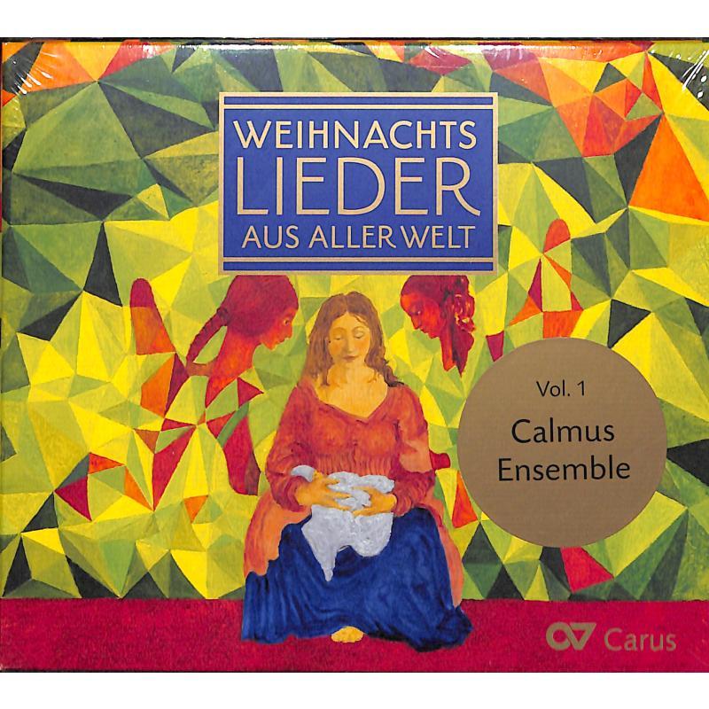 Titelbild für CARUS 83018-00 - Weihnachtslieder aus aller Welt 1