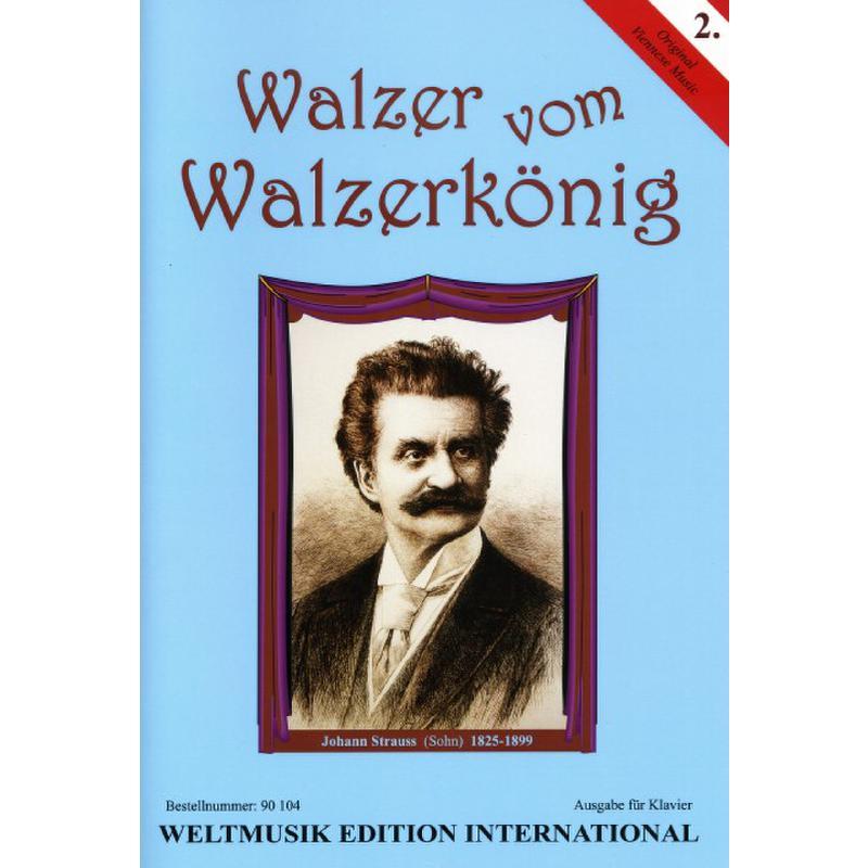 Titelbild für WM 90104 - Walzer vom Walzerkönig 2