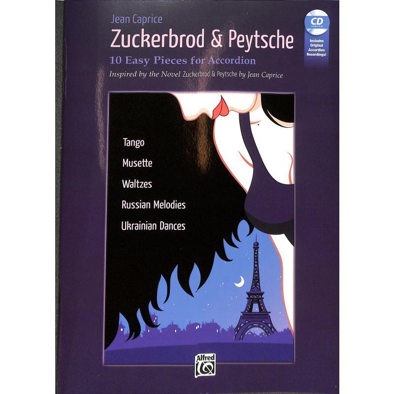 Titelbild für ALF 20258G - ZUCKERBROD + PEYTSCHE
