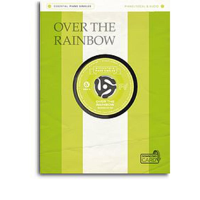 Titelbild für MSAM 1010845 - OVER THE RAINBOW