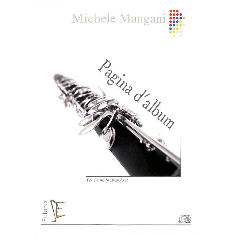 Titelbild für EUFONIA 07536C - Pagina d'album