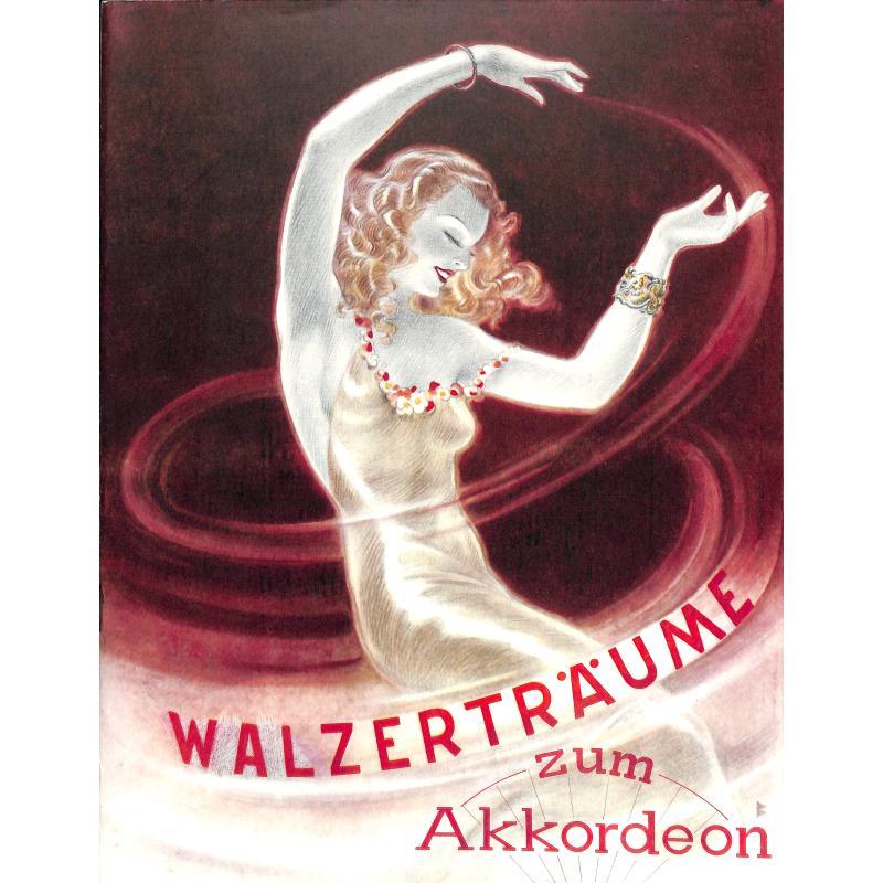 Titelbild für EW 602 - WALZERTRAEUME