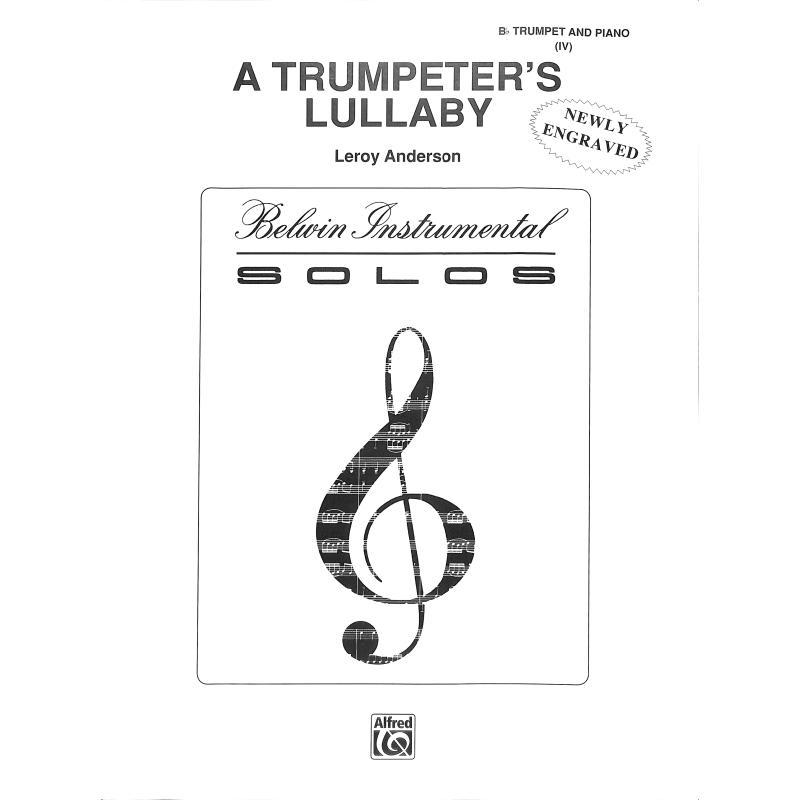 Titelbild für ALF 41061 - A trumpeter's lullaby