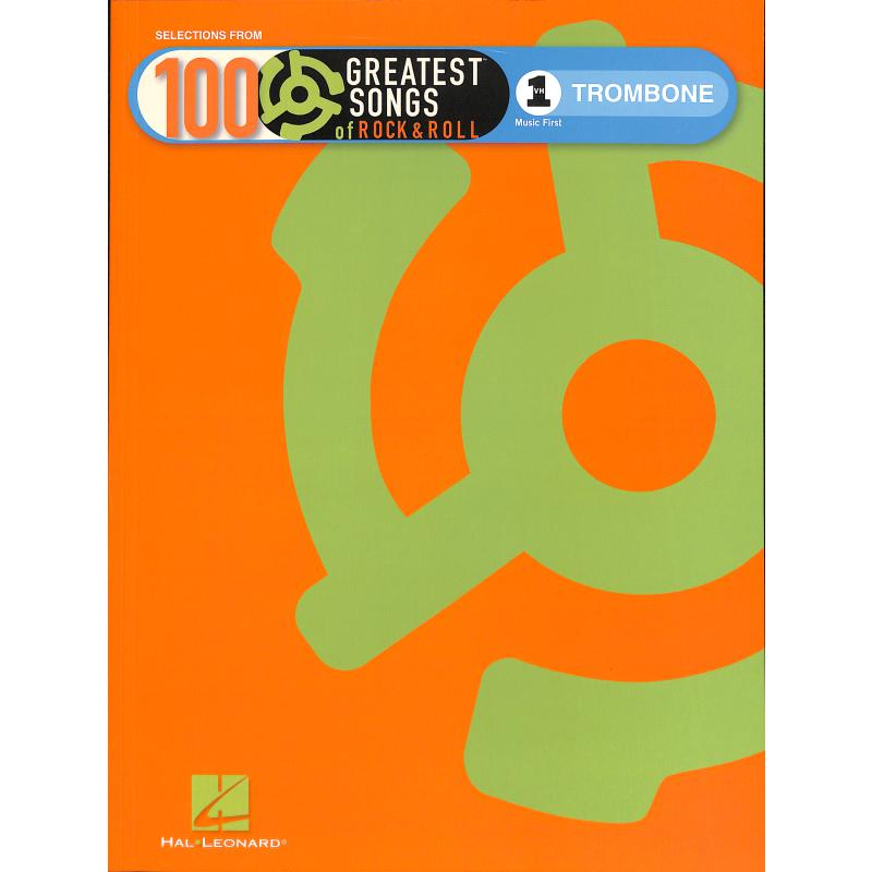 Titelbild für HL 119099 - VH 1'S 100 GREATEST SONGS OF ROCK + ROLL