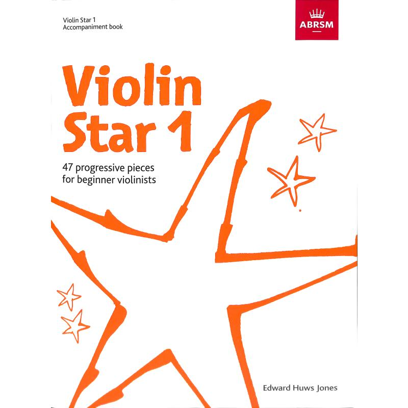 Titelbild für 978-1-86096-902-7 - Violin Star 1