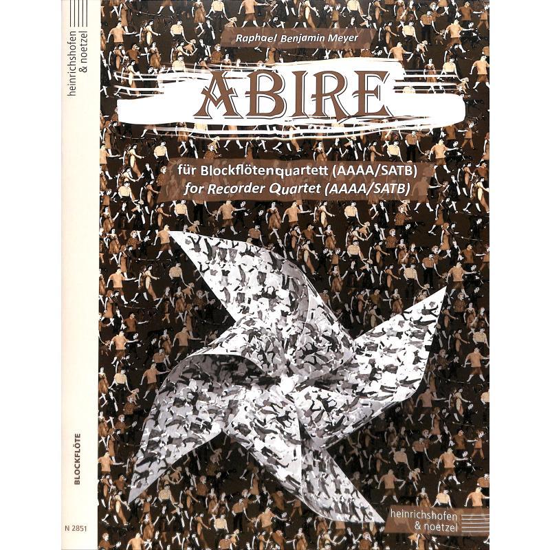 Titelbild für N 2851 - ABIRE
