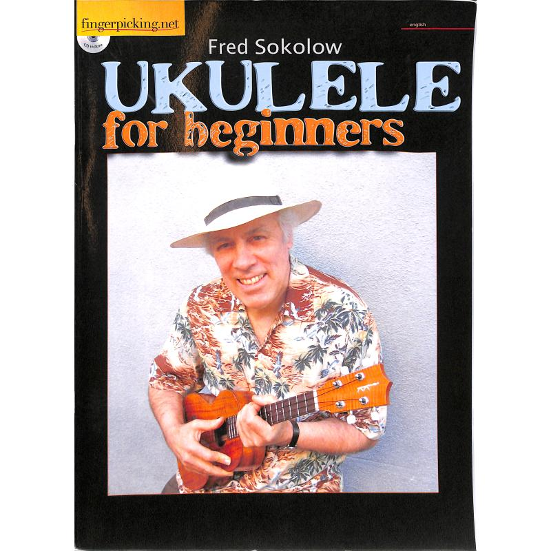 Titelbild für FSL 0022 - Ukulele for beginners