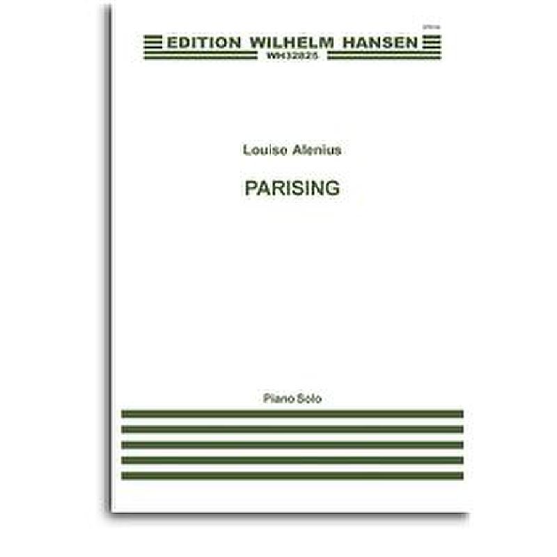 Titelbild für WH 32825 - Parising