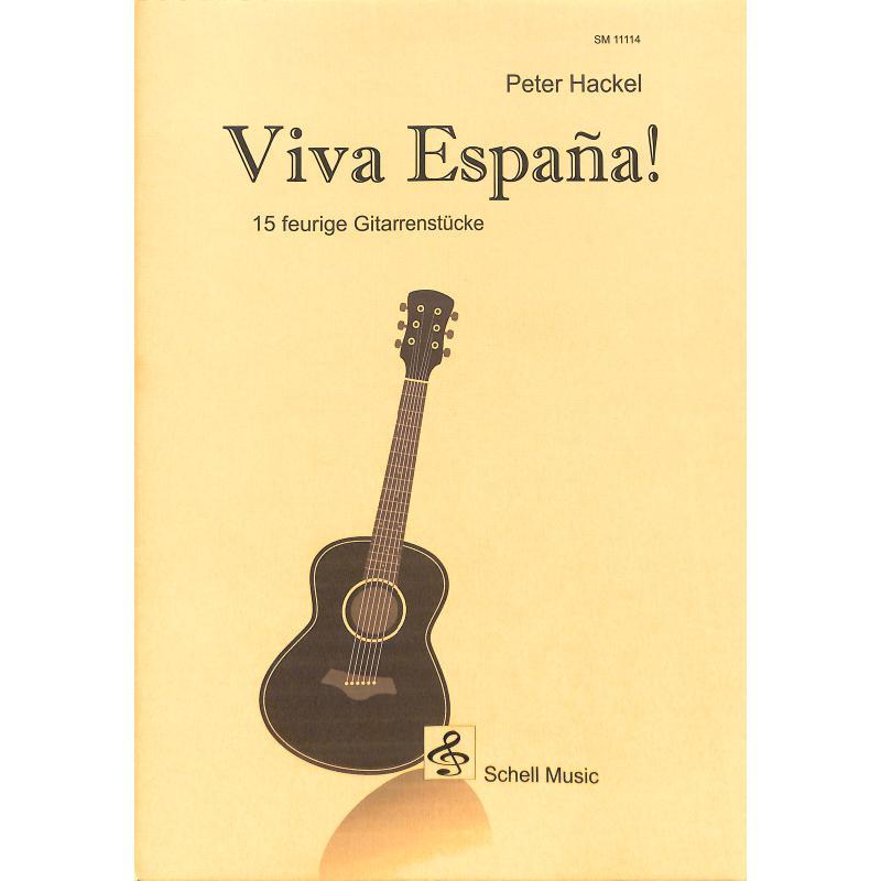 Titelbild für SCHELL 11114 - VIVA ESPANA