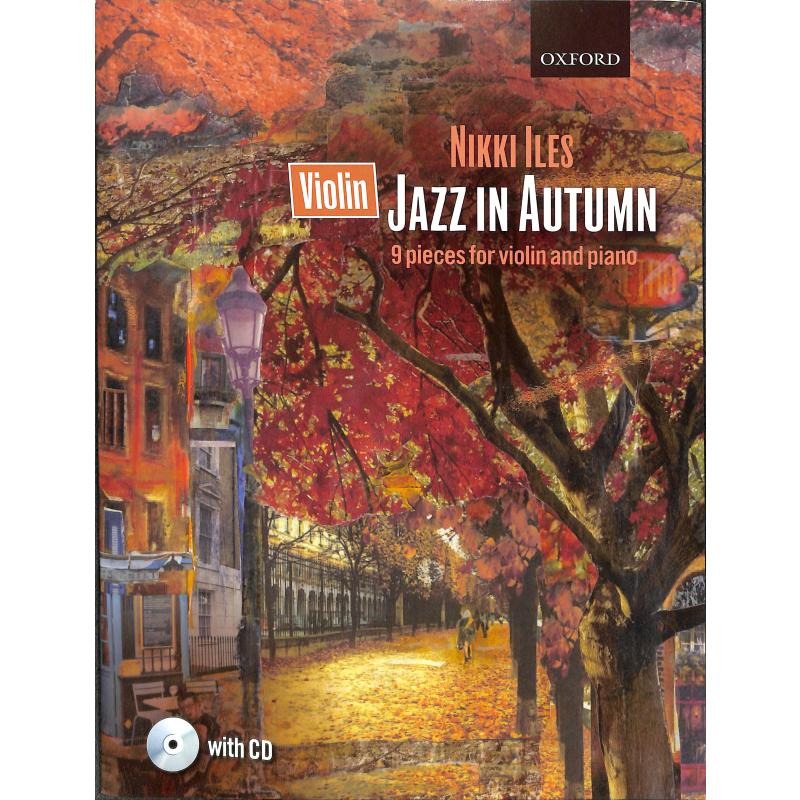 Titelbild für 978-0-19-340767-1 - Violin Jazz in autumn