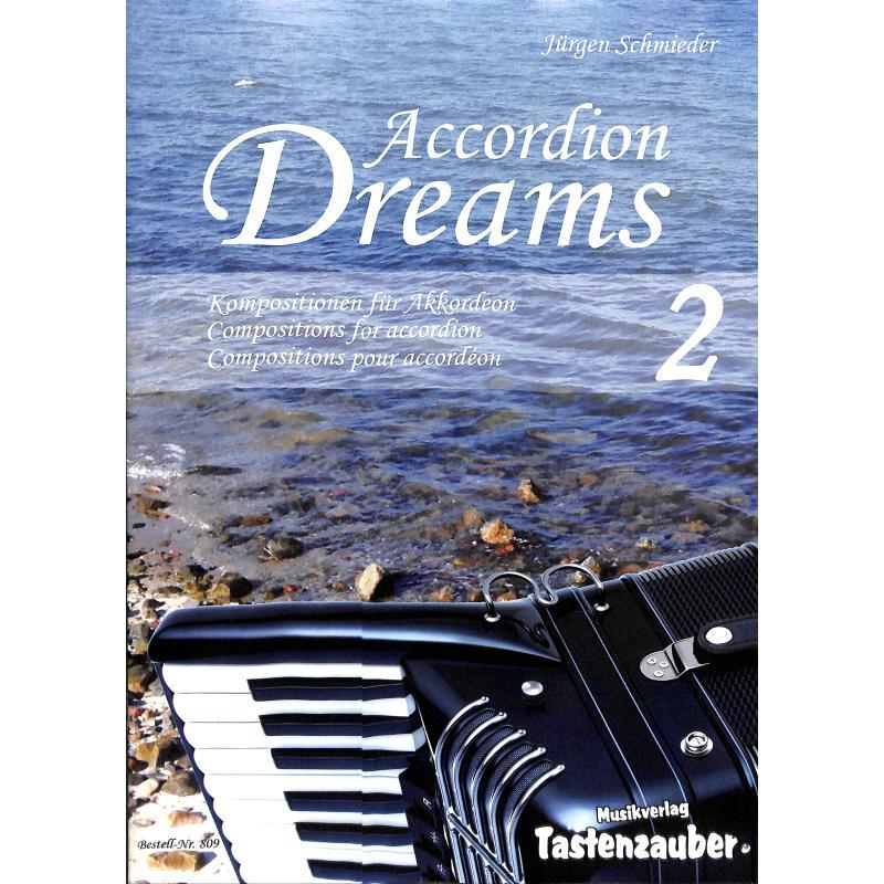 Titelbild für TAST 809 - Accordion dreams 2