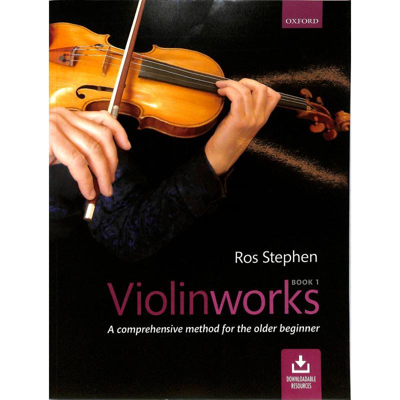 Titelbild für 978-0-19-340267-6 - Violinworks 1
