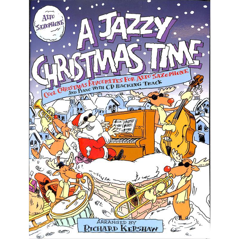 Titelbild für CRAMER 90652 - A jazzy christmas time