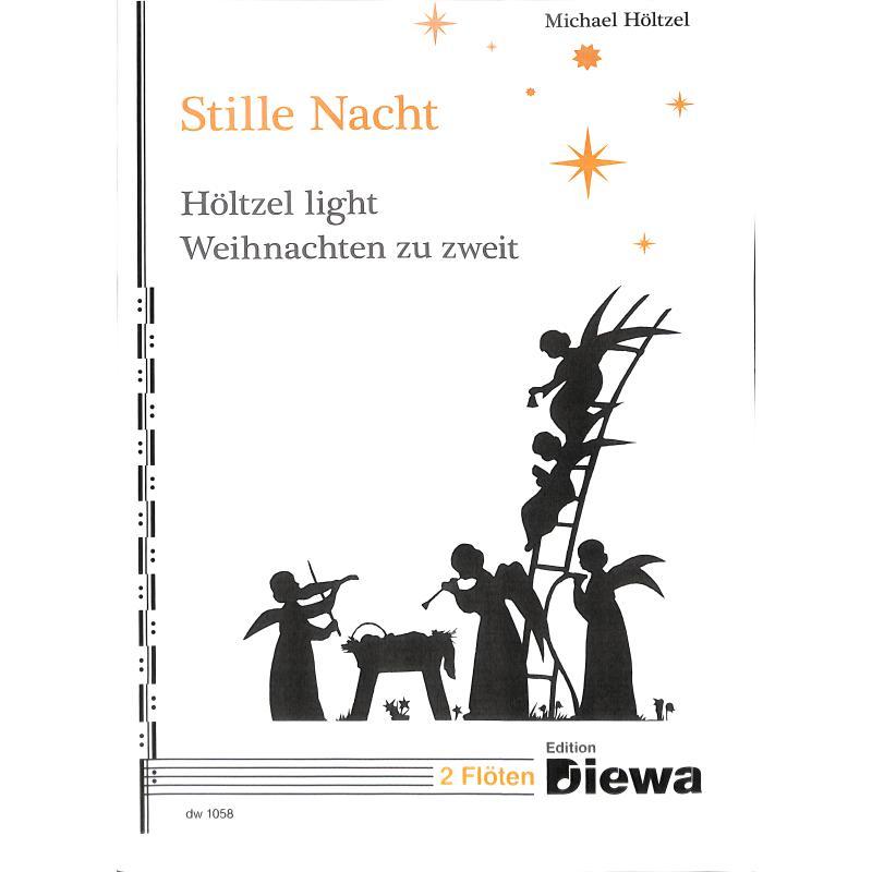 Titelbild für DIEWA 1058 - Stille Nacht