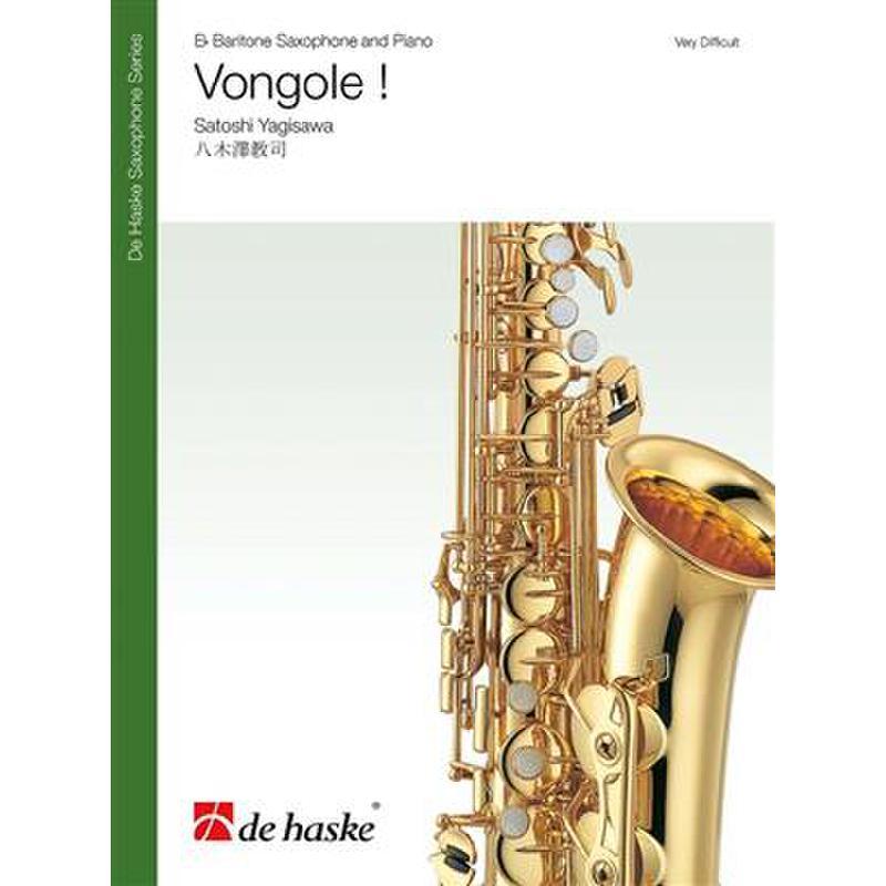 Titelbild für DHP 1165732-401 - VONGOLE