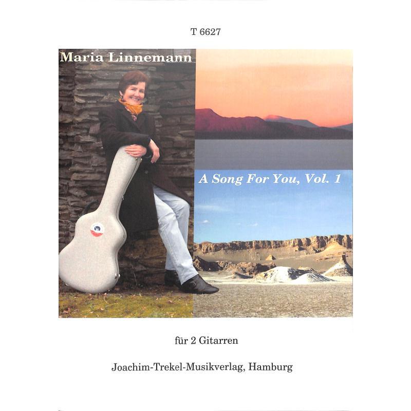 Titelbild für TREKEL -T6627 - A song for you 1