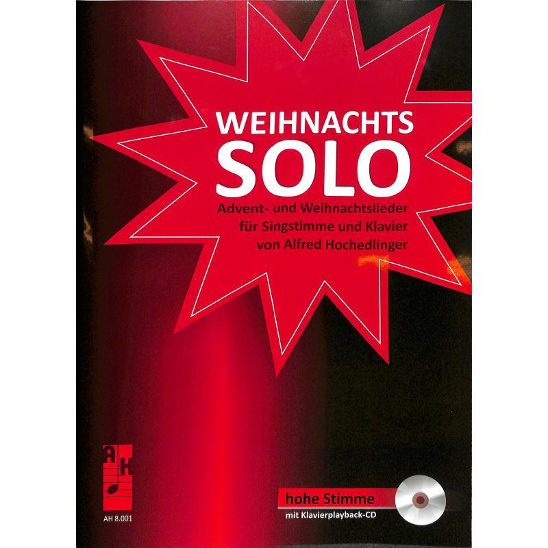 Titelbild für AH 8001 - Weihnachts Solo