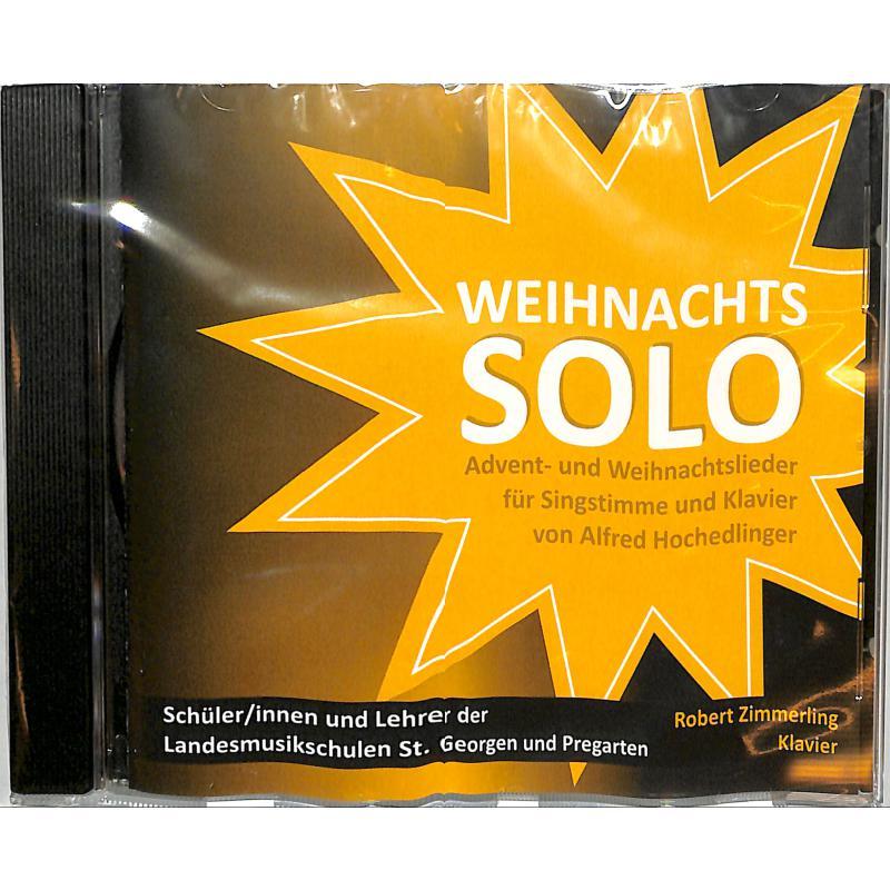 Titelbild für AH 8003 - Weihnachts Solo