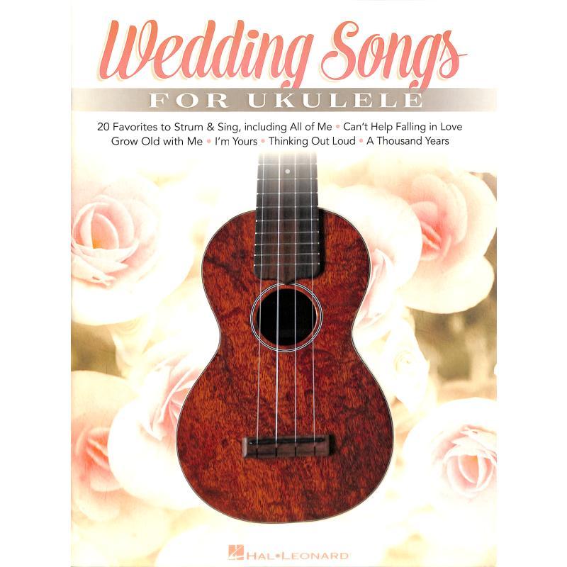 Titelbild für HL 158131 - WEDDING SONGS