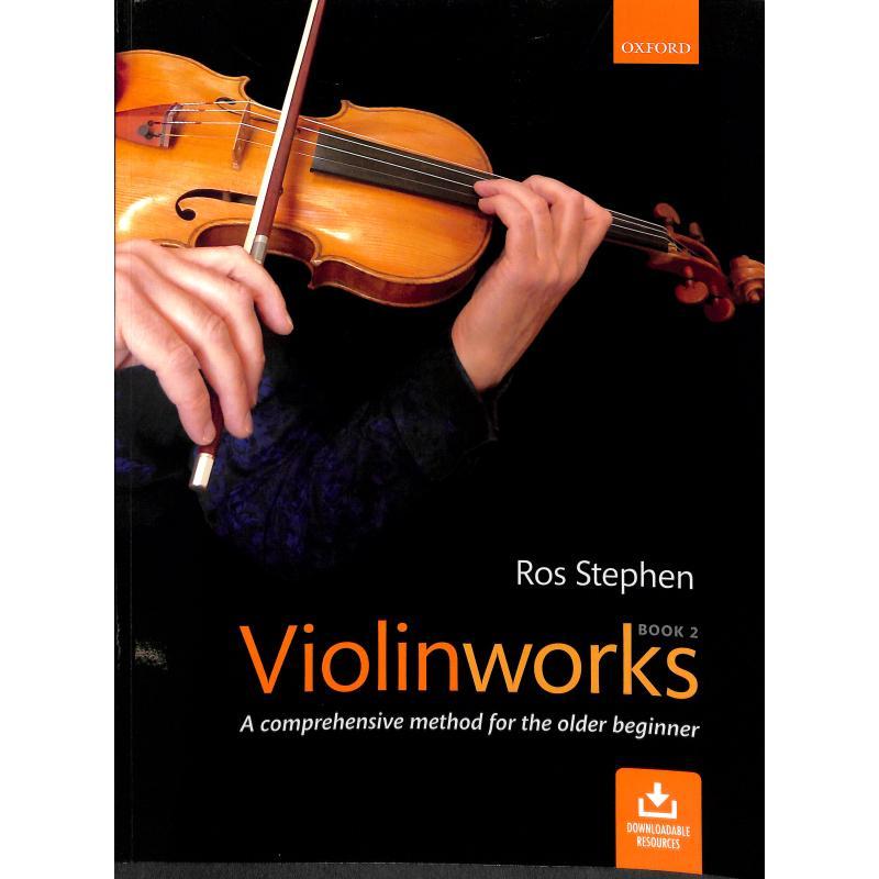 Titelbild für 978-0-19-340269-0 - Violinworks 2