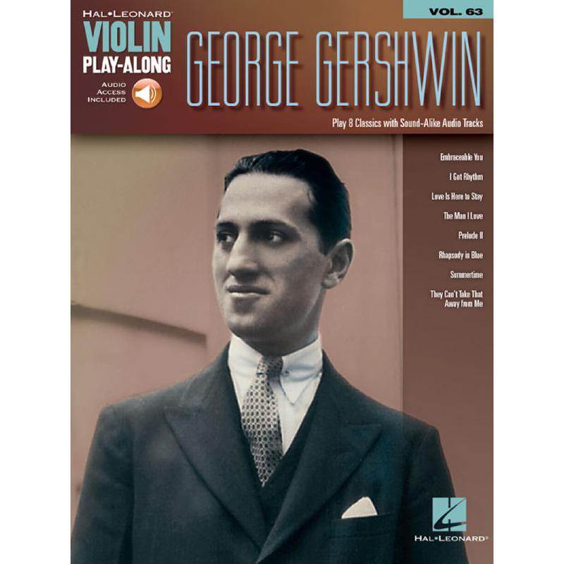 Titelbild für HL 159612 - Violin play along
