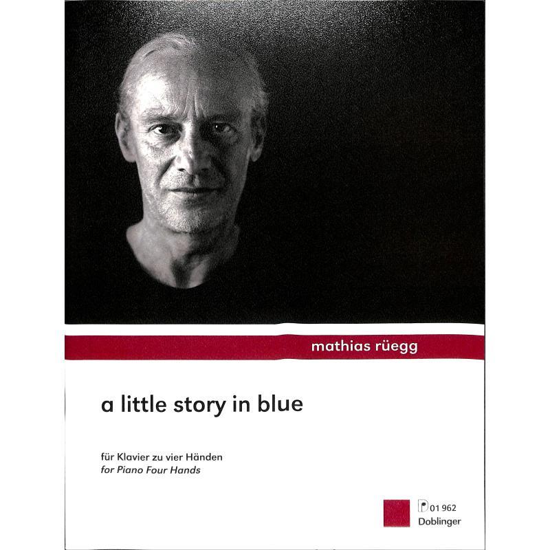 Titelbild für DO 01962 - A little story in blue