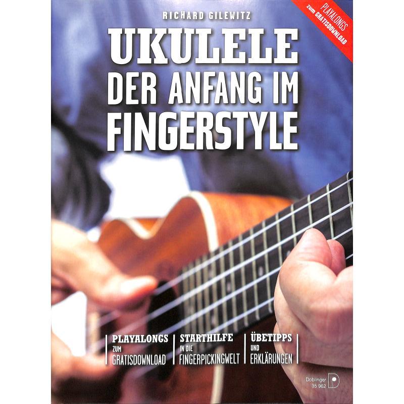 Titelbild für DO 35962 - Ukulele - der Anfang im Fingerstyle