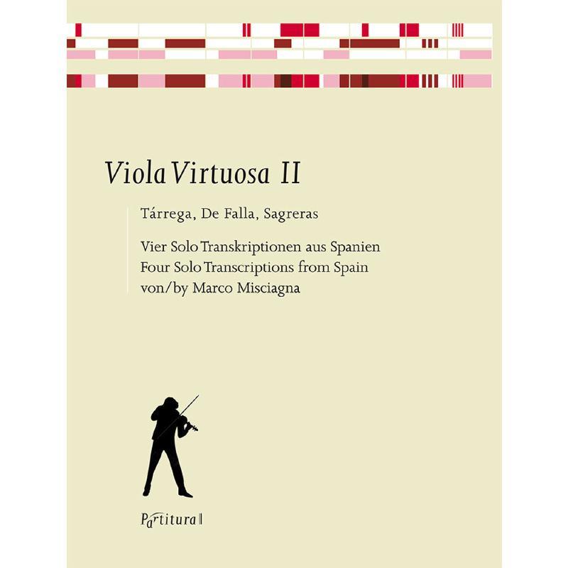 Titelbild für PARTITURA 1802 - Viola Virtuosa 2