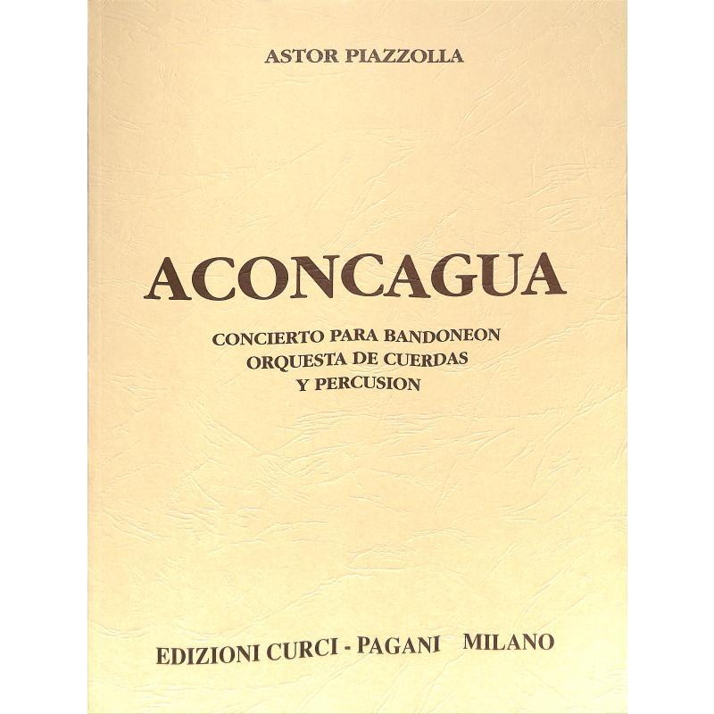 Titelbild für CURCI 10367 - Aconcagua