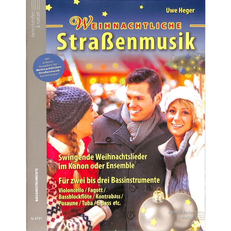 Titelbild für N 4731 - Weihnachtliche Strassenmusik
