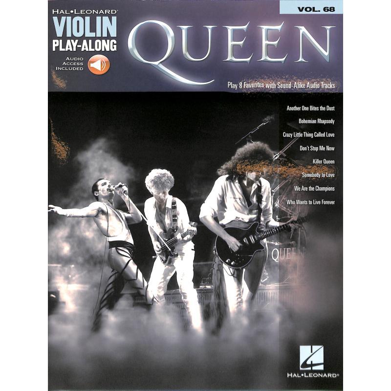 Titelbild für HL 221964 - Violin play along