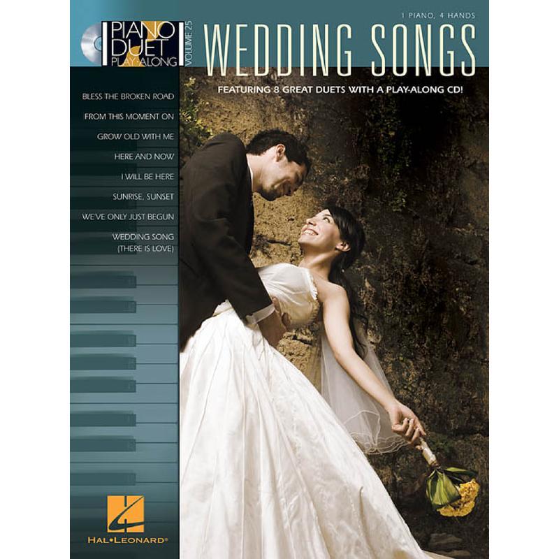 Titelbild für HL 290572 - Wedding songs