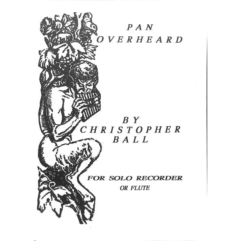 Titelbild für PEACOCK -CB0003 - Pan Overheard