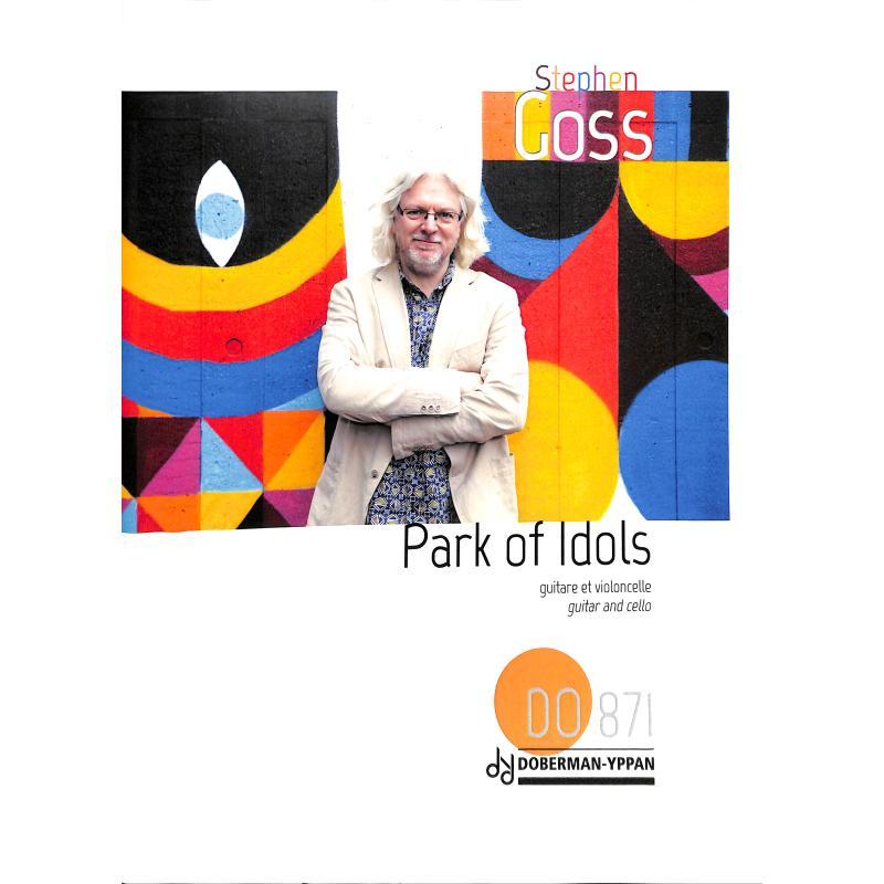 Titelbild für DOBERMAN 871 - Park of Idols