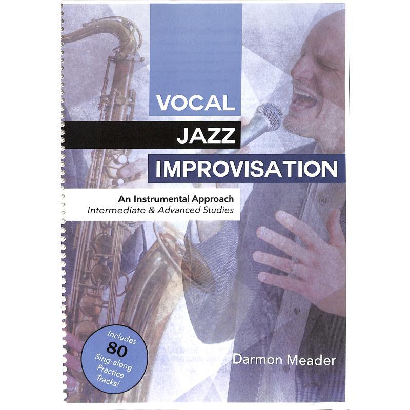 Titelbild für 978-3-944925-02-8 - Vocal Jazz Improvisation