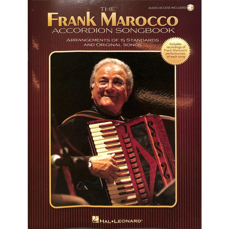 Titelbild für HL 233441 - Accordion songbook
