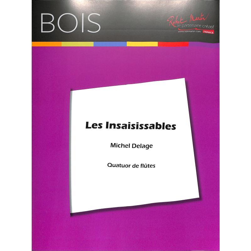 Titelbild für MARTIN 5737 - Les insaisissables
