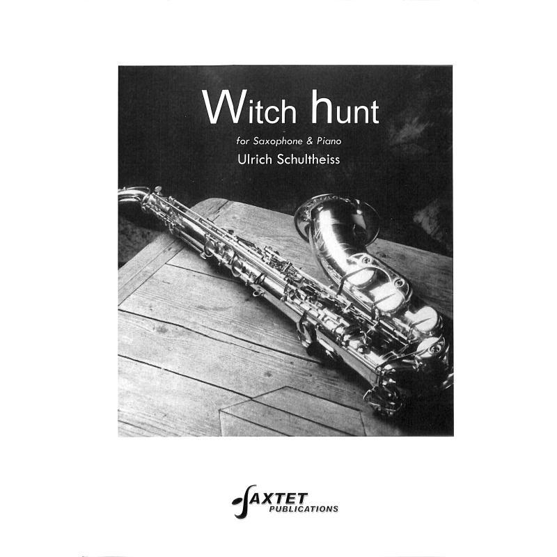 Titelbild für POLYMNIA -PP1203 - Witch hunt