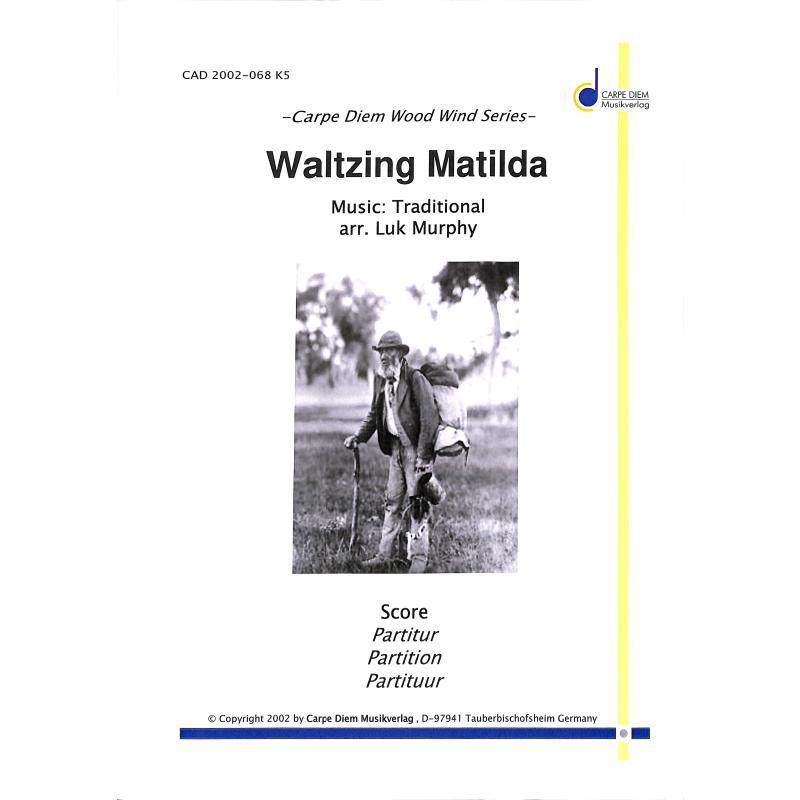 Titelbild für CARPE 2002-068-K5 - Waltzing Matilda