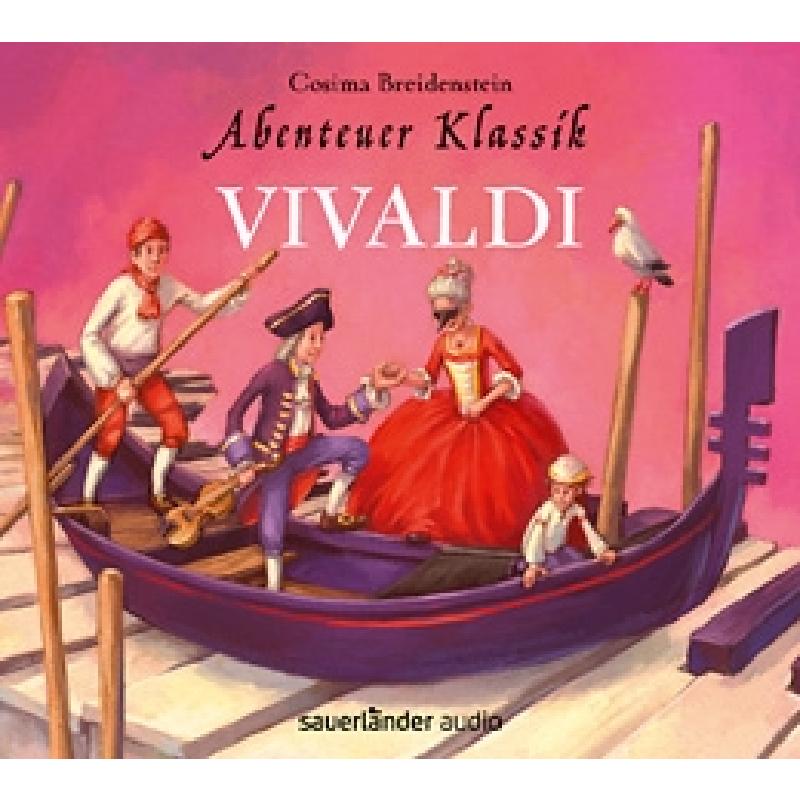 Titelbild für 978-3-8398-4903-3 - Vivaldi