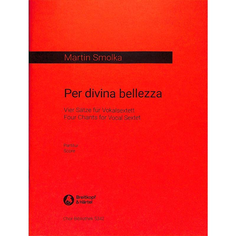 Titelbild für EBCHB 5342 - Per divina bellezza