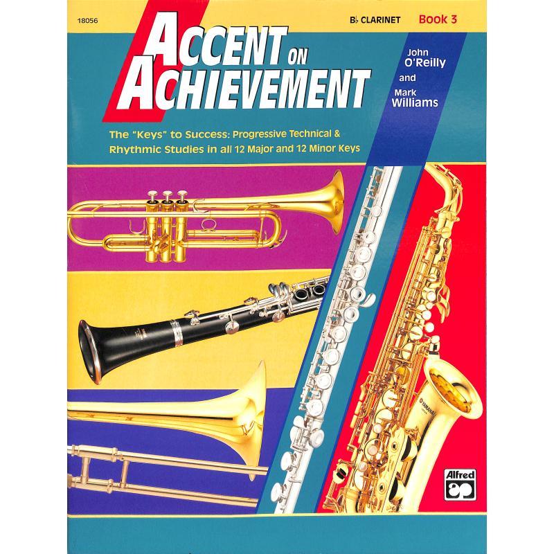 Titelbild für ALF 18056 - Accent on achievement 3