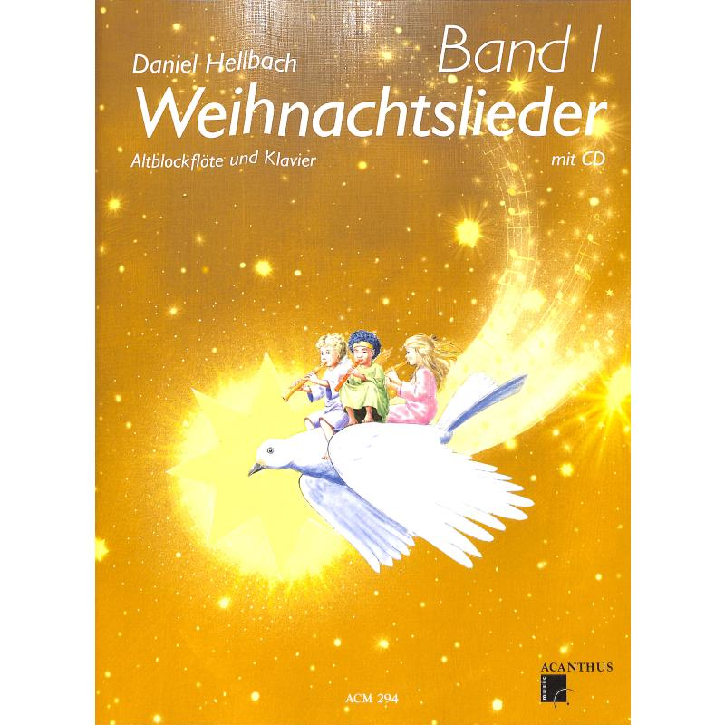 Titelbild für ACM 294 - Weihnachtslieder 1