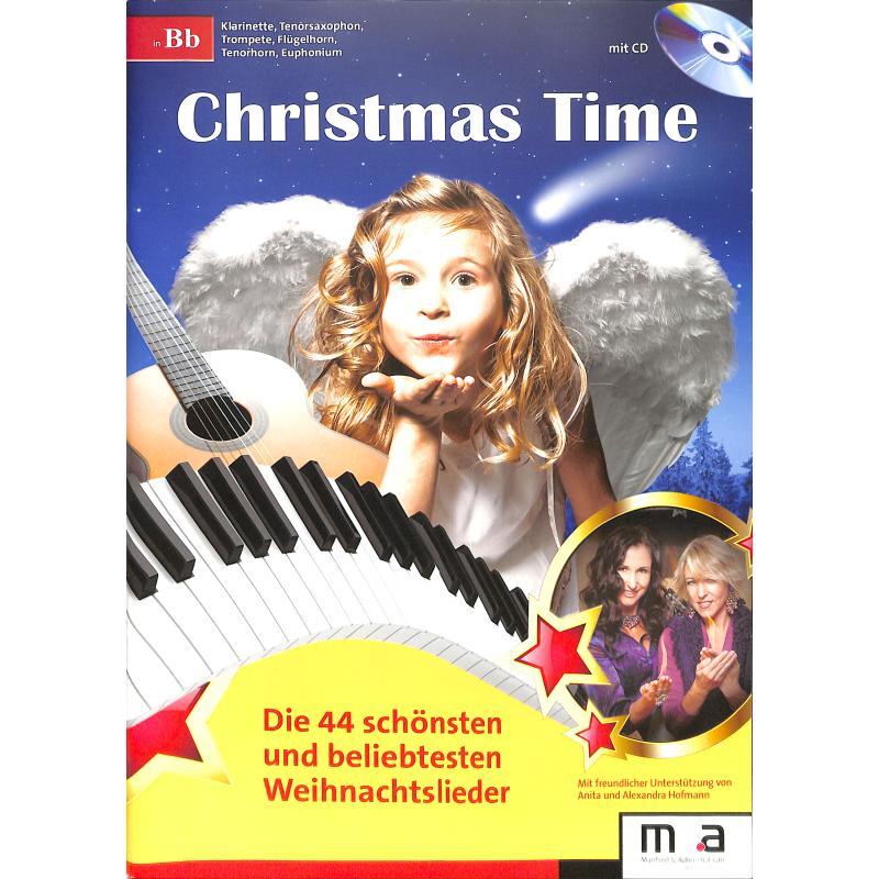 Titelbild für HADDE 7 - Christmas time | Die 44 schönsten und beliebtesten Weihnachtslieder