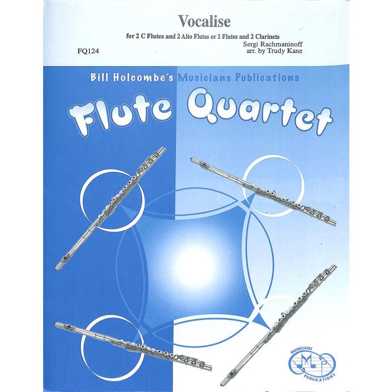 Titelbild für FQ 124 - Vocalise