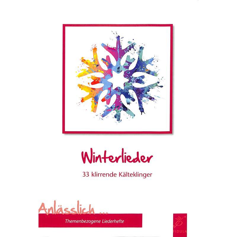 Titelbild für FIDULA 069 - Winterlieder