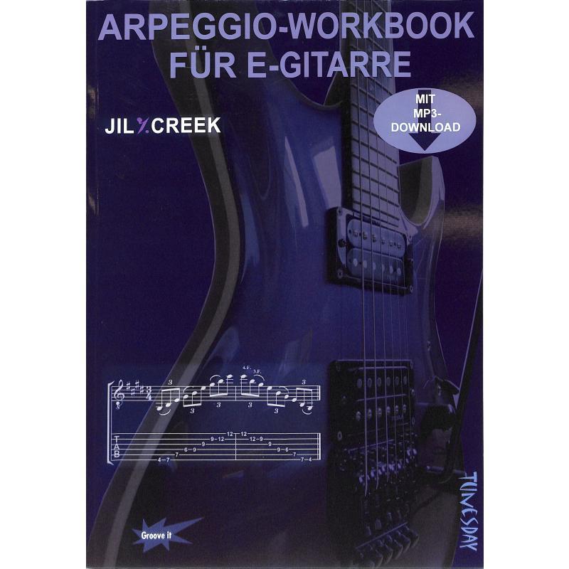 Titelbild für TUN 36 - Arpeggio Workbook